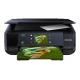 Multifunctional inkjet device Epson Expression Photo XP-750 with refillable ink cartridges