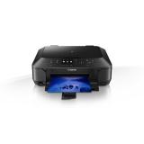 Мултифункционално мастилено-струйно устройство Canon Pixma MG6450 Принтер/Скенер/Копир със зареждаеми или още презареждащи се мастилени касети