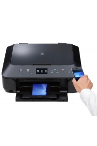 Multifunctional device Canon Pixma MG6650 with refillable ink cartridges