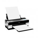 Фото принтер Epson Stylus Pro 3880 със система за непрекъснато подаване на мастило (СНПМ) CISS