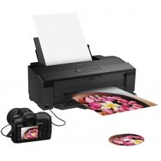 Фото принтер Epson Stylus Photo 1500W А3+ със система за непрекъснато подаване на мастило (СНПМ) CISS