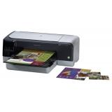 Принтер HP Officejet Pro K8600 Color Printer със система за непрекъснато подаване на мастило (СНПМ) CISS