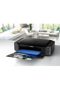 Photo printer Canon Pixma iP8750 with refillable ink cartridges