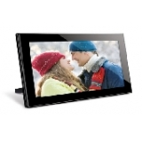 "ViewSonic VFM1036W-51E, 10"" Multi-Function Digital Photo Frame"