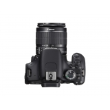 Огледално-рефлексен фотоапарат, Canon EOS 600D + EF-s 18-55ISII + DSLR ENTRY Accessory Kit (SD card 8GB/BAG/lens cloth)