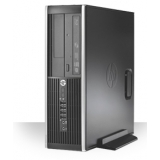 HP Compaq Pro 6300 SFF Core i3-3220(3,3GHz/3MB), 4GB 1600Mhz 1DIMM, 500GB HDD, DVD+/-RW LS, Win 8 Pro 64bit downgrade to Win7 Pro 64bit