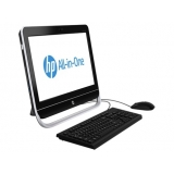 "HP Pro All-in-One 3520 Pentium G645(2,9GHz/3MB) 20"" LED HD+, WebCam 720p, 2GB 1600Mhz, 1TB HDD, 1 6-in-1 MCR, WiFi 802.11 b/g/n, USB Mouse & Keyboard, Free DOS, 1Y Warranty On site"