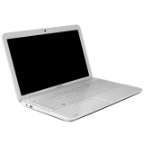Toshiba Satellite C855-1PP, Intel B830 (1.8GHz), 4 GB, 640 GB, 15.6'', Intel HD Graphics, HD Webcam, BT 4.0, USB 3.0, bgn, No OS, White, 2 yr
