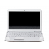 Toshiba Satellite C855-1CT, Celeron B820 (1.7GHz), 4 GB, 640 GB, 15.6'', Intel HD Graphics, HD Webcam, BT 4.0, USB 3.0, bgn, No OS, White, 2 yr
