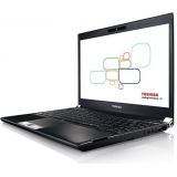 Toshiba Portege R930-12X, Core i5-3320M (2.6GHz), 4 GB, 500 GB (7200), 13.3'', Intel HD Graphics 4000 , HD Webcam, BT 4.0, USB 3.0, bgn, Windows 7 Professional, Black, 3 yr