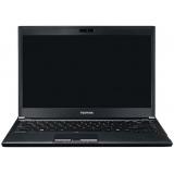 Toshiba Portege R930-148, Core i7-3520M (2.9GHz), 4 GB, 256 GB SSD, 13.3'', Intel HD Graphics 4000 , HD Webcam, BT 4.0, USB 3.0, bgn, Win7 Pro & Win8 Pro DVD, Black, 3 yr