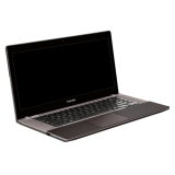Toshiba Satellite U840W-107,Core i5-3317U (1.7GHz), 6 GB, 32GB SSD + 500 GB, 14.4'' (1792 x 768 ), Intel HD Graphics 4000 , HD Webcam, BT 4.0, USB 3.0, bgn, Windows 7 Home Premium, Silver, 3 yr