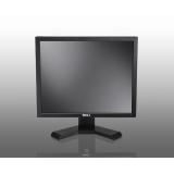 """Dell E170S; 17"""" 4:3 Anti-glare; TN Panel; 5 ms; 800:1; 250 cd/m2; 1280x1024; Black"""