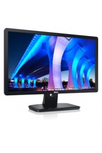 "Dell E2313H, 23"" Wide LED, TN Panel, 5ms, 2000000:1 DCR, 250 cd/m2, 1920x1080 HD, DVI, Black"