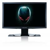 "Dell Alienware OptX AW2310, 23"" 3D Wide LCD, TN Panel, 3ms GTG, 80000:1, 400 cd/m2, 1920x1080 Full HD, 120Hz, 4 USB, DVI, HDMI, HDCP, Height Adjustable, Black"