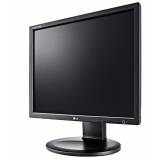 "LG E1910S-BN, 19"" 4:3, LED, 5ms, 5000000:1 DFC, 250cd, 1280x1024, Black"