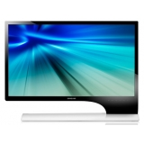 "Samsung S27B750VS, 27"" LED, 2 ms, 1000:1, 300 cd, 1920x1080, MHL, 2xHDMI, Speakers, B2C, Black&White Glossy"