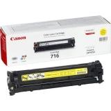 Тонер касета CANON Cartridge 716Y (Yellow)