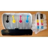 Система за непрекъснато подаване на мастило (СНПМ) CISS за HP с номер на касети - 940