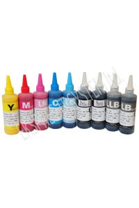 Set of pigment ink for printer Epson Stylus Pro 3880 100 ml / 9 colors/