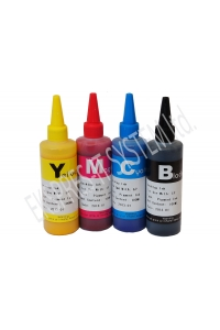 Set of pigment ink  100 ml /4 colors/