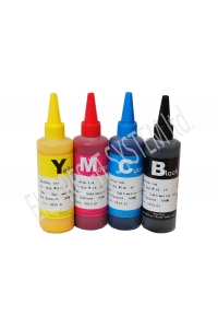 Set of sublimation ink 100 ml. /4 colors/