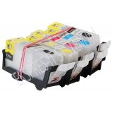 Зареждаеми или още презареждащи се мастилени касети за принтер Canon PIXMA IX6550