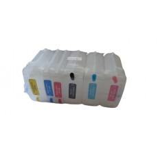 Зареждаеми или още презареждащи се мастилени касети за принтер HP 11/82/84
